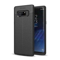 ราคา Lenuo Ultra Thin Dermatoglyph Anti Burst Tpu Soft Cover Case For Samsung Galaxy Note 8 Note8 Protective Shell Cases Intl เป็นต้นฉบับ Lenuo