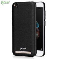 ราคา Lenuo Ultra Thin Pc Hard Plastic Back Cover Shell Cell Phone Case For Xiaomi Redmi 5A Intl เป็นต้นฉบับ Lenuo