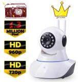 ส่วนลด Lephone Hd P2P กล้องวงจร ปิด Ip Camera Support 128Gb รุ่น T8610 Q5 สีขาว Q5