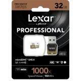 ขาย Lexar 32Gb Micro Sd Professional 1000X 150Mb S ออนไลน์