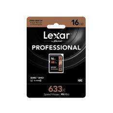 ราคา Lexar Professional 633X 16Gb Sdhc Uhs I U1 Card Up To 95Mb S Read ใหม่ ถูก
