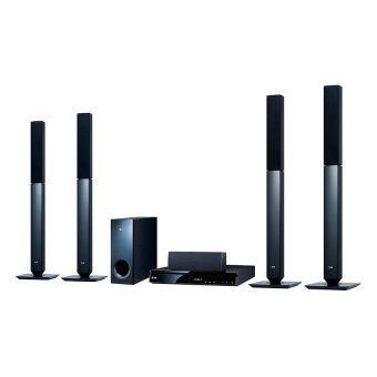 LG DVD Home Theater 330W รุ่น DH4530T (Black)