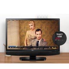 ขาย Lg Led Tv 24 นิ้ว รุ่น 24Mt48A Black เป็นต้นฉบับ