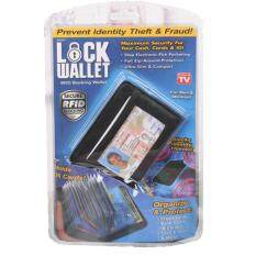 ส่วนลด ซองใส่ป้องกันบัตรเครดิต ฺblock Wallet