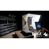 ราคา กล่องถ่ายภาพสินค้า Light Room Box ขนาด 22 6X23X 24Cm ฉากหลังสีขาว ดำ Led Kit Micro Usb เป็นต้นฉบับ