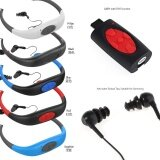 ขาย Limeng 100 Waterproof 4Gb 8Gb Mp3 Music Media Player In Ear Headphone Underwater Neckband Outdoor Sports Running Climbing Hiking Swimming Sport Mp3 Player With Fm Radio Stereo Audio Earphone 4Gb Storage Intl ถูก