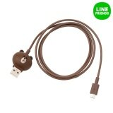 ราคา Line Friends Cable 5Pin Android Brown ออนไลน์ Thailand