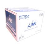 ราคา Link สายแลน Cat6 305ม Outdoor มีสลิง รุ่น Link Us 9106M เป็นต้นฉบับ