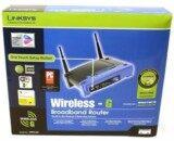 ราคา ราคาถูกที่สุด Linksys Router Wireless G Broadband With Linux Wrt54Gl As