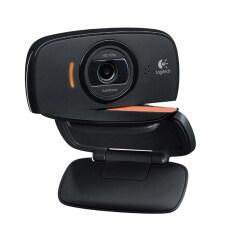 Logitech C525 Hd Webcam เป็นต้นฉบับ