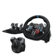 Logitech G29 + Driving Force Shifter