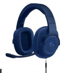 ราคา Logitech G433 7 1 Surround Sound Wired Gaming Headset Blue เป็นต้นฉบับ