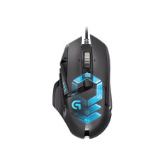 ขาย Logitech G502 Proteus Spectrum Rgb Tunable Gaming Mouse Black Logitech ออนไลน์