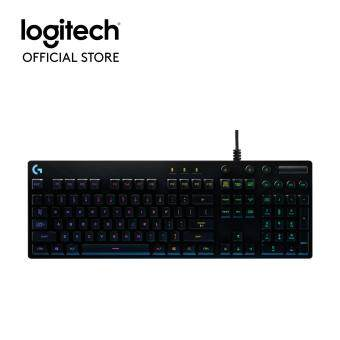Logitech G810 Spectrum RGB Mechanical Gaming TH Keyboard