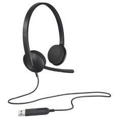 ราคา Logitech H340 ชุดหูฟัง Usb พร้อมไมโครโฟน Black Logitech ออนไลน์