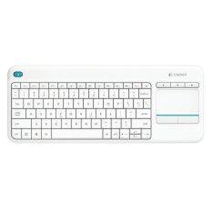 Logitech Living Room Keyboard K400 Plus (White)