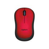ซื้อ Logitech M221 Silent Wireless Mouse Red ใหม่ล่าสุด
