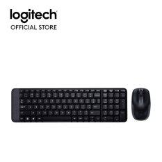 Logitech Wireless Combo MK220 - THAI(Black)