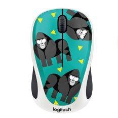 โปรโมชั่น Logitech Wireless Mouse M238 Gorilla ถูก
