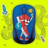 Logitech Wireless Mouse M238 The Doodle Collection ใน กรุงเทพมหานคร