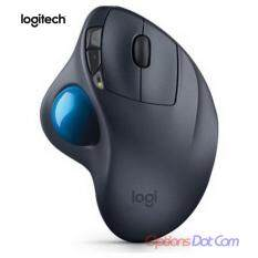 ส่วนลด Logitech Wireless Trackball รุ่น M570 Black Logitech