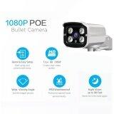 ราคา Loosafe 1080 จุด Hd Poe กล้อง Ip 2 ล้านพิกเซลกลางแจ้ง Night Vision Onvif การเฝ้าระวัง Ip Bullet Camera จีน