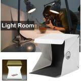 ราคา Lov สตูดิโอถ่ายภาพแบบพกพา Light Room 9 Photography Studio Light Tent Photo Shooting Box ไฟ Led ฉากหลังขาว ดำ สีขาว Lov เป็นต้นฉบับ