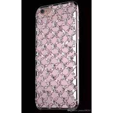 โปรโมชั่น Love Crazy High Quality Soft Tpu เคส Iphone 6 6S Plus Pink Embossed ถูก