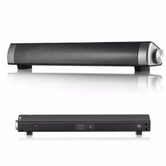 ขาย Lp 08 Bluetooth Speaker Soundbar Slim Magnetic Stereo Sound Subwoofer Speaker Hifi Boombox Speakers Computer Pc Tablet Etc Slim Intl ถูก