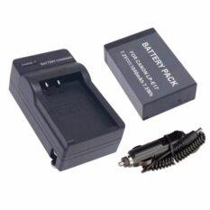 แบตกล้อง LP-E17 FOR Canon EOS-M3 EOS M5 EOS 8000D EOS Kiss X8i EOSM3 EOS 750D EOS760D รหัสแบต LP-E17 และแท่นชาร์จแบตกล้อง 2in1 รหัส LP-E17 Replacement Battery and Charger for Canon แบตกับแท่นแพ็คคู่