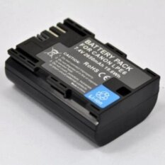 แบตเตอรี่ Lp E6 1800Mah For Canon Eos 5D Mk Iii 5D Mk Ii 6D 7D 70D 60D กรุงเทพมหานคร