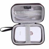 ขาย ซื้อ Ltgem Eva Hard Protective Case Portable Travel Storage Carrying Bag For Hp Sprocket Photo Printer Intl