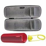 Ltgem Portable Hard Eva Storage Case For Ultimate Ears Ue Megaboom Wireless Bluetooth Speaker With Usb Cable And Wall Charger Intl ใหม่ล่าสุด