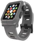 ราคา Lunatik Epik โพลีคาร์บอเนตเคส และซิลิโคนรัดสำหรับ Apple Watch 42มม สีเทา สีเทา ใน จีน