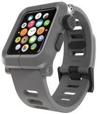 ซื้อ Lunatik Epik โพลีคาร์บอเนตเคส และซิลิโคนรัดสำหรับ Apple Watch 42มม สีเทา สีเทา ออนไลน์ จีน