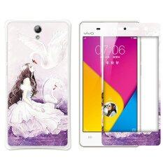 Luxury 3D Painting Front+Back Full Case Cover Color .