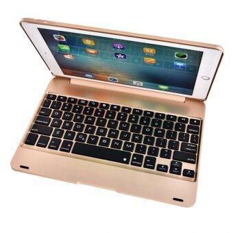 Luxury Bluetooth Keyboard Case For apple iPad pro 9.7inch Wireless Keyboard For apple ipad air >>