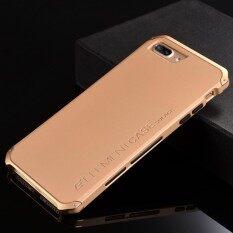 ขาย Luxury Element Metal Frame Armor Phone Cases For Iphone 6 Plus 6S Plus Hard Pc Shockproof Back Cover 5 5 Inch Intl ออนไลน์ ใน จีน