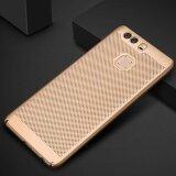 ซื้อ หรูหราสำหรับ Huawei P9 พลัส Huawei Vie Al10 5 5 นิ้วเคส 360 เคลือบพลาสติกแบบแข็งกระจายความร้อน สีดำ นานาชาติ ใหม่ล่าสุด