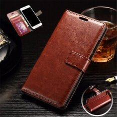 Luxury Retro Flip Wallet Leather Stand Holder Mobile Phone Case Cover Bag For Apple Iphone 6 Plus 6S Plus Intl เป็นต้นฉบับ