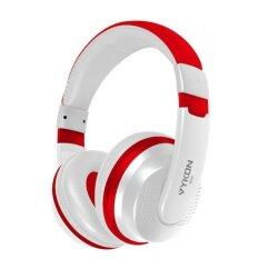 ราคา M Tech หูฟังแบบ ครอบหู Vykon Headphone รุ่น Mq55 สีแดง M Tech ออนไลน์