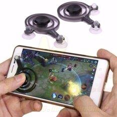 M-TECH จอยเกมส์มือถือ Joy Stick mini Fling (BLACK) 1 คู่