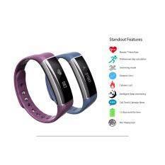 ขาย M1สายรัดข้อมือสขภาพ Heart Rate Exercise Health Bracelet