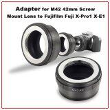 ราคา M42 Fx Adapter For M42 Scr*W Mount Lens To Fujifilm X X E1 X Pro1 Camera ถูก