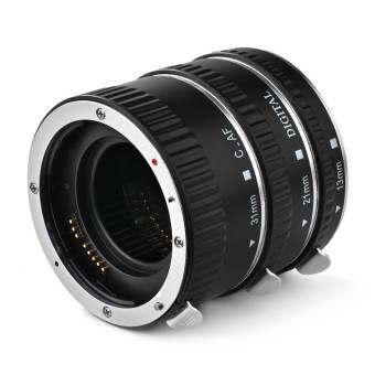 ชุดต่อขยายระบบโฟกัส มาโครชุดเงิน สำหรับกล้อง Canon EOS Extreme Close-Up-