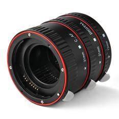 ขาย Macro Extension Tube Ring Auto Focus Af For Canon Eos Camera Ef Ef S Lens ถูก Thailand
