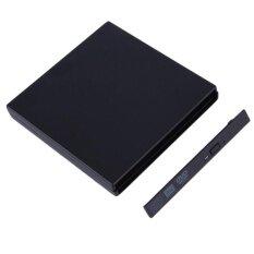 ราคา Magicworldmall Usb2 Dvd Cd Dvd Rom Sata External Ultra Thin Case Slim For Laptop Notebook Intl ใหม่