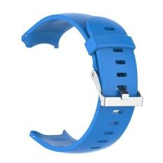 ขาย Magideal Silicone Wrist Band Replacement Strap For Garmin Approach S3 Watch Blue Intl ออนไลน์ ใน จีน