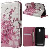 ราคา Magnetic Leather Stand Case Cover For Asus Zenfone Go Zc500Tg Pink Unbranded Generic ออนไลน์