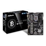 ซื้อ Mainboard Asrock H110 Pro Btc ใส่ได้ 13Gpu สำหรับงาน Mining Asrock เป็นต้นฉบับ